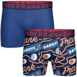 Frank Dandy 2 pakkaus Tube Boxer - Mixed - X-Large