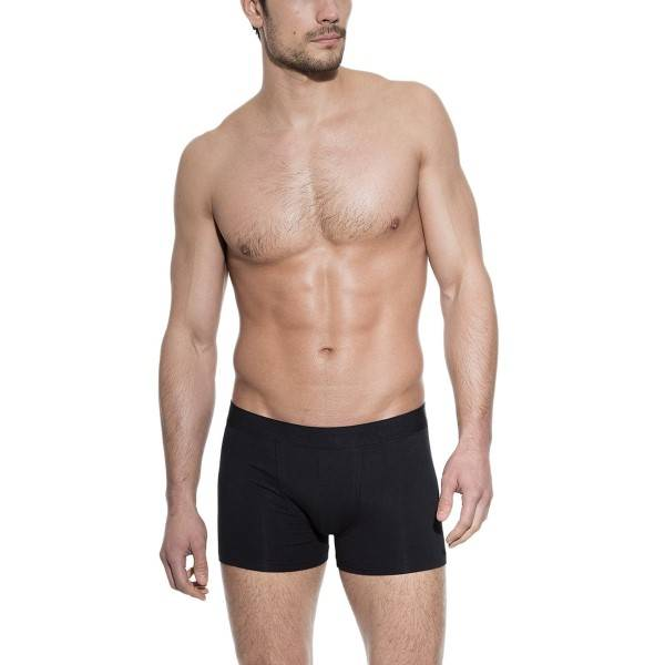 Bread & Boxers Bread and Boxers Boxer Brief - Black - X-Large