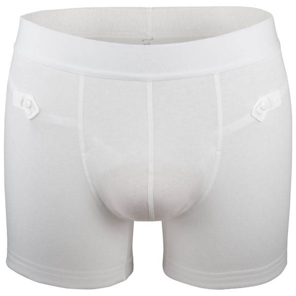 IIA Frigo 4 Cotton Trunk - White