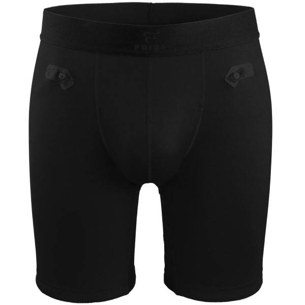 IIA Frigo 3 Micro Long Boxer Brief - Black