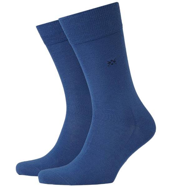 Burlington Dublin Sock - Blue - Koko 40/46