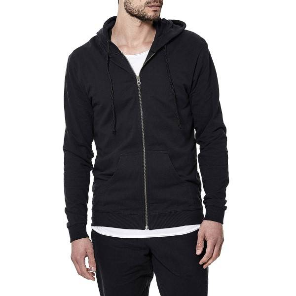 Bread & Boxers Bread and Boxers Men Hoodie - Black - Medium
