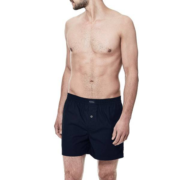 Bread & Boxers Bread and Boxers Boxer Short - Darkblue - Medium