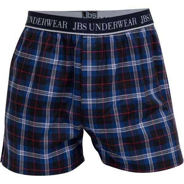 JBS Classic Boxershorts - Blue/Red