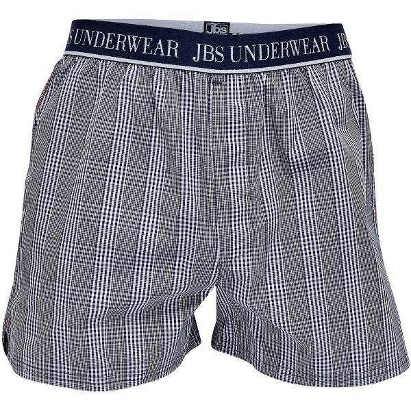 JBS Classic Boxershorts - Grey/Checked