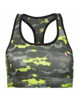 Champion Get On Track Absolute Bra - Green Pattern * Kampanja *