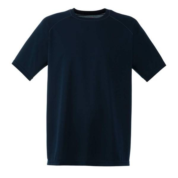 Fruit of the Loom Performance T - Darkblue - XX-Large