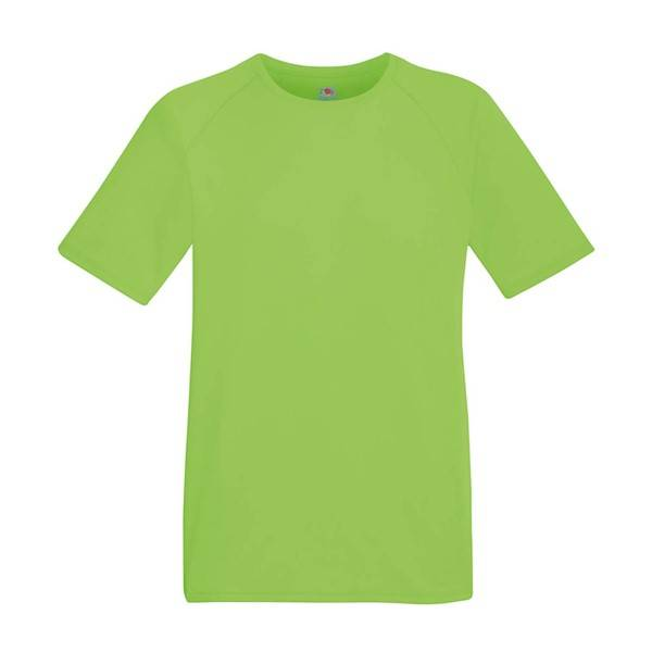 Fruit of the Loom Performance T - Green - X-Large