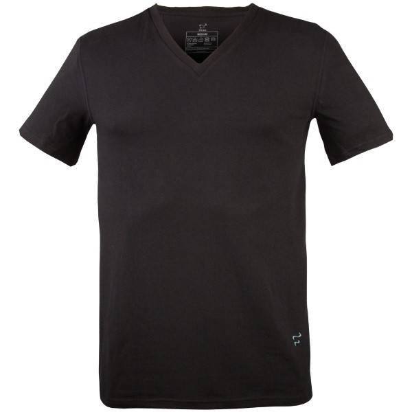 IIA Frigo 4 T-Shirt V-neck - Black
