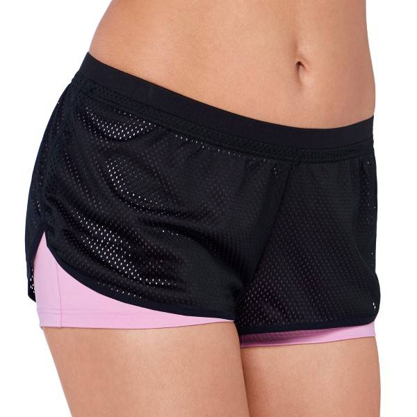 Triumph Triaction The Fit-ster Short 01 - Black/Pink