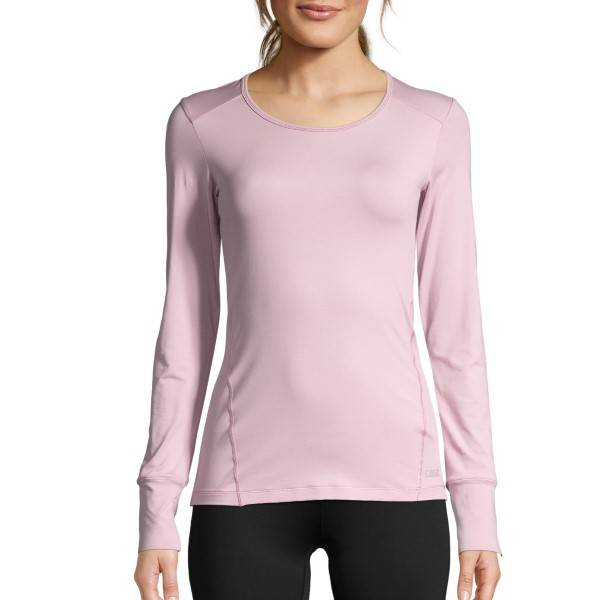 Casall Essential Long Sleeve - Ancientpink