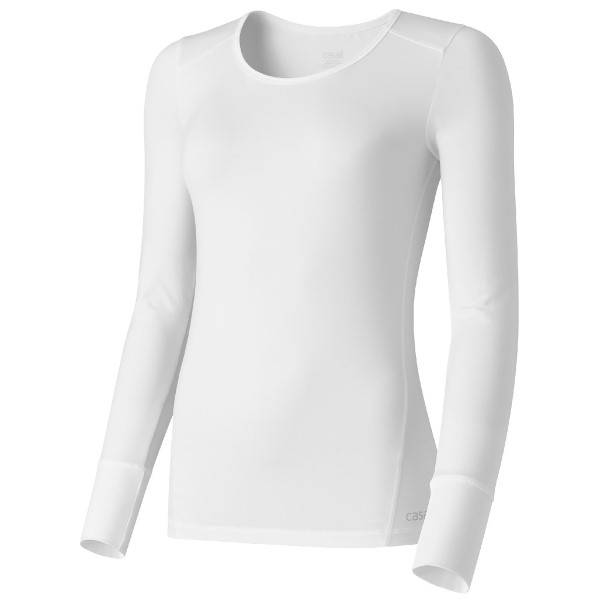 Casall Essential Long Sleeve - White