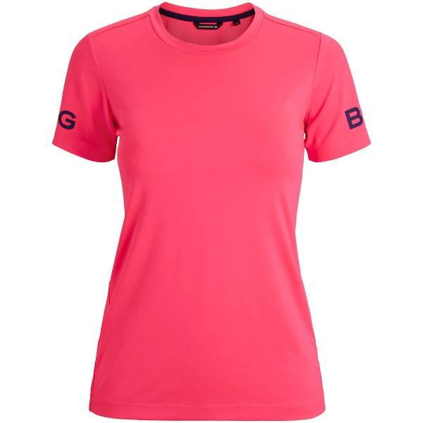 Björn Borg Color Tee - Pink