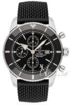 Breitling A1331212-BF78-267S-A20S.1 Superocean Heritage II Chronograph Musta/Kum A1331212-BF78-267S-A20S.1
