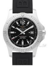 Breitling A1738811-BD44-152S-A20S.1 Colt 44 Automatic Musta/Kumi A1738811-BD44-152S-A20S.1
