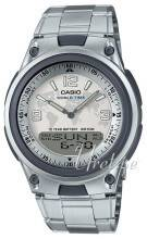 Casio AW-80D-7A2VES Casio Collection Valkoinen/Teräs Ø40 mm AW-80D-7A2VES