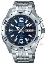 Casio MTD-1082D-2AVEF Casio Collection Sininen/Teräs MTD-1082D-2AVEF
