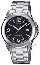 Casio MTP-1260PD-1BEF Collection Musta/Teräs MTP-1260PD-1BEF