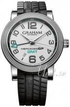 Graham 2MECS.S03A Mercedes GP Time Zone Hopea/Kumi Ø48 mm 2MECS.S03A