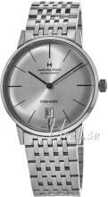 Hamilton H38455151 American Classic Timeless Intra-Matic Hopea/Teräs H38455151