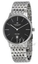 Hamilton H38755131 American Classic Timeless Intra-Matic Hopea/Teräs H38755131