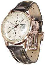Ingersoll IN2819RCR Beige/Nahka Ø44 mm IN2819RCR
