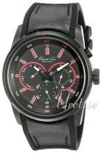 Kenneth Cole 10022536 Mens Leather Musta/Kumi 10022536