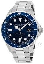 Stührling Original 824.02 Aquadiver Regatta Sininen/Teräs Ø42 mm 824.02