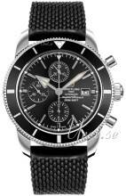 Breitling A1331212-BF78-256S-A20D.2 Superocean Heritage II Chronograph Musta/Kum A1331212-BF78-256S-A20D.2