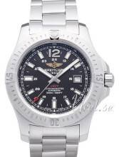 Breitling A1731311-BE90-182A Colt Automatic Musta/Teräs Ø41 mm A1731311-BE90-182A