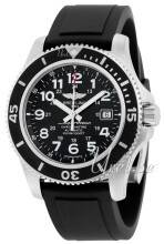 Breitling A17392D7-BD68-131S-A20SS.1 Musta/Kumi Ø44 mm A17392D7-BD68-131S-A20SS.1