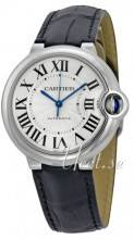 Cartier W69017Z4 Ballon Blue Hopea/Nahka Ø36 mm W69017Z4