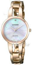 Citizen EM0433-87D Dress Hopea/Kullansävytetty teräs Ø29 mm EM0433-87D