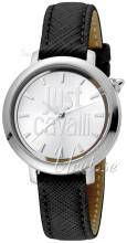 Just Cavalli JC1L007L0015 Logo Hopea/Nahka Ø34 mm JC1L007L0015