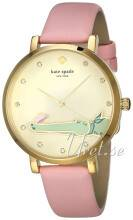 Kate Spade KSW1415 Holland Beige/Nahka Ø38 mm KSW1415