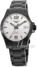 Longines L3.716.2.76.6 Conquest V.H.P. Hopea/Teräs Ø41 mm L3.716.2.76.6