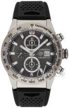 TAG Heuer CAR208Z.FT6046 Carrera Harmaa/Kumi Ø43 mm CAR208Z.FT6046