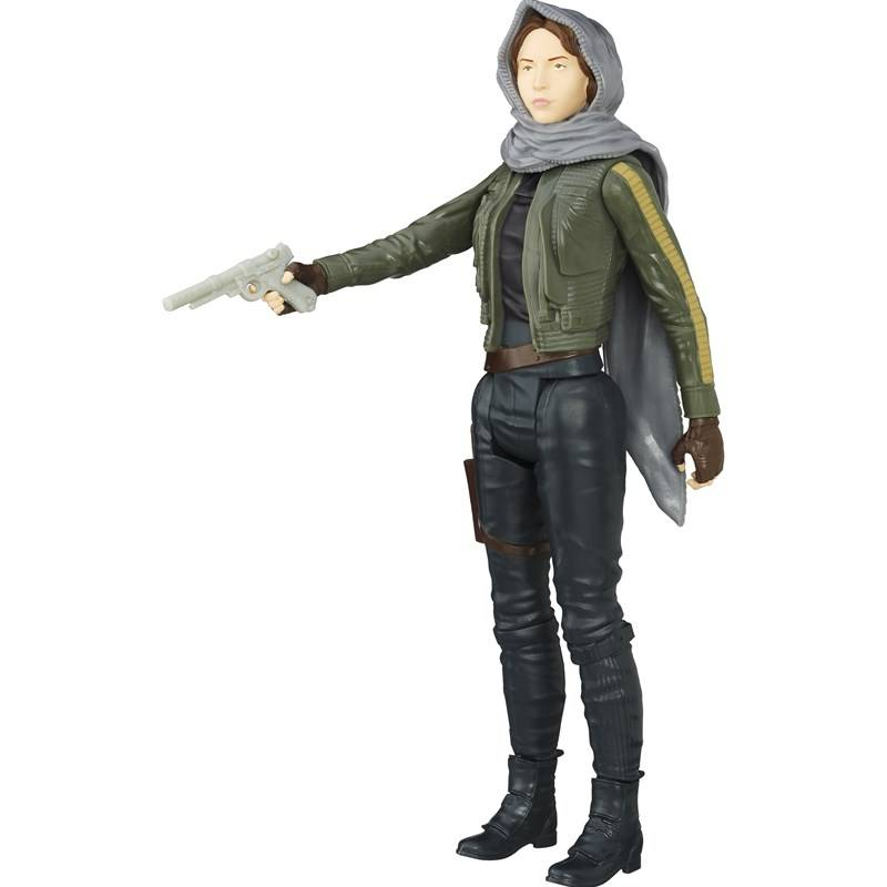 Star Wars Hero Series Figures, Episode 7, 30 cm, Sergeant Jyn Erso Jedha