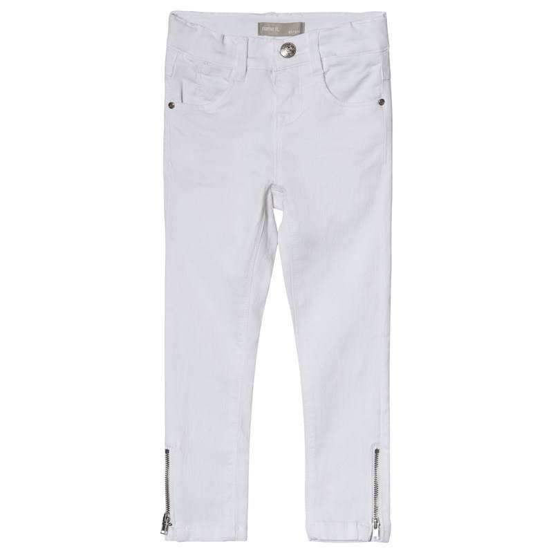 Name It Sisbianka Farkut White Denim110 cm