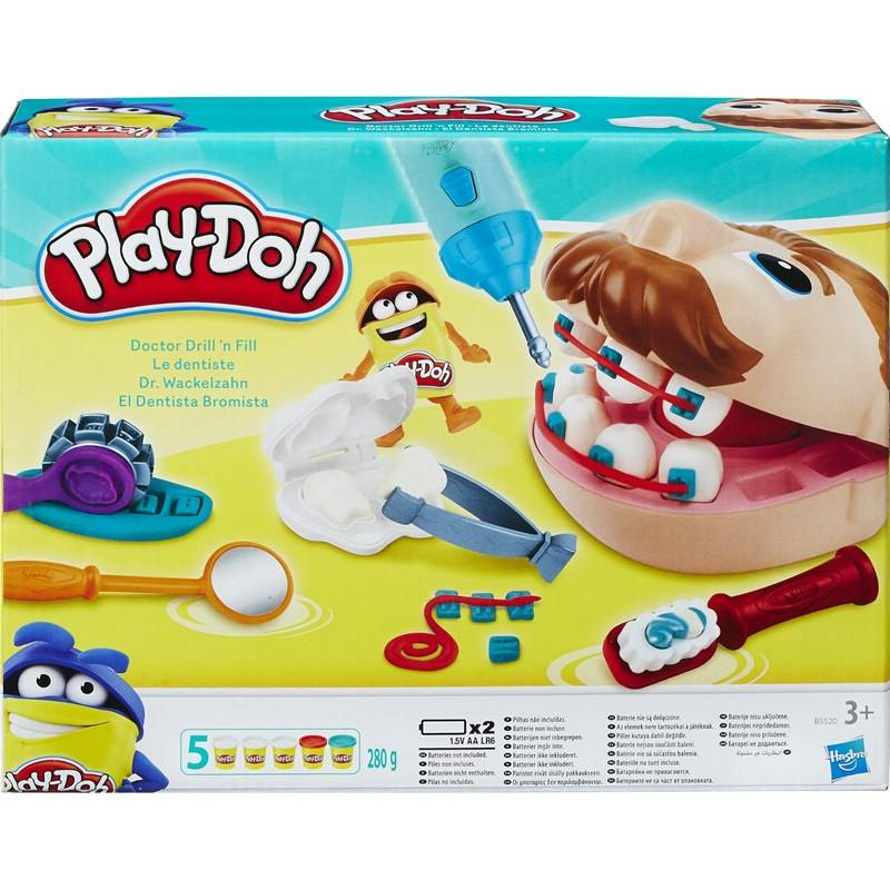 Play-Doh Dr. Drill