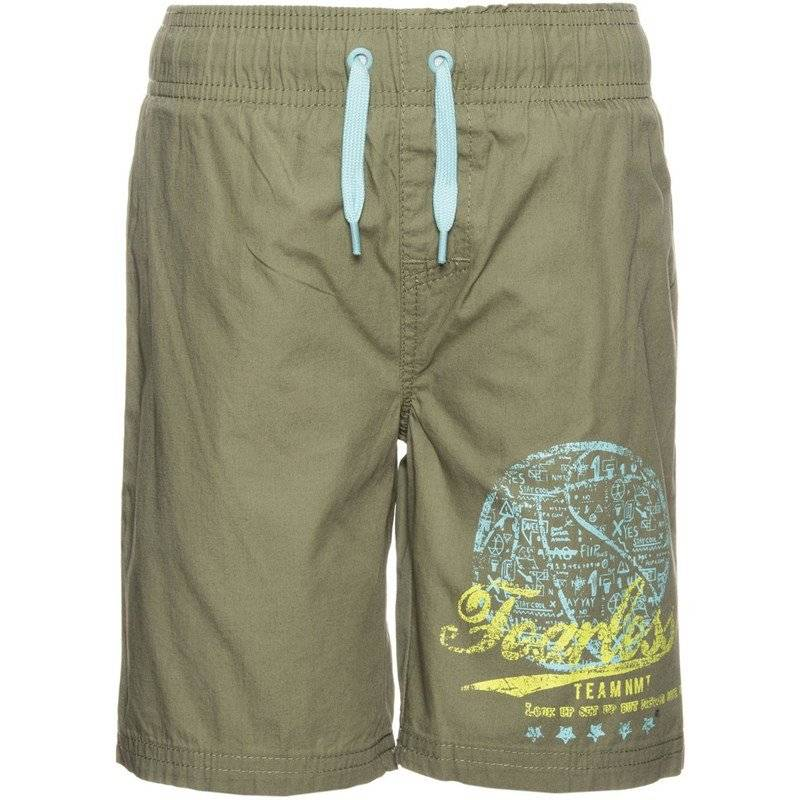 Name It Uimashortsit, Zak, Oil Green110 cm