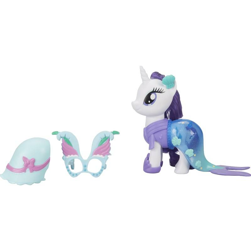 My Little Pony The Movie, Snap-On Fashion Set, Rarity