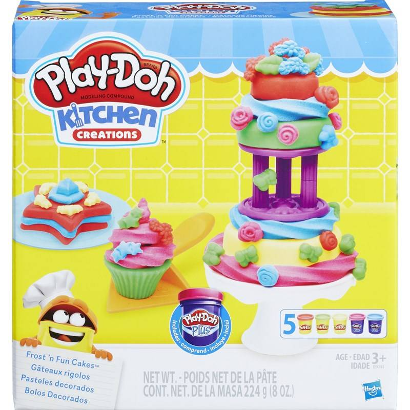 Play-Doh Frost