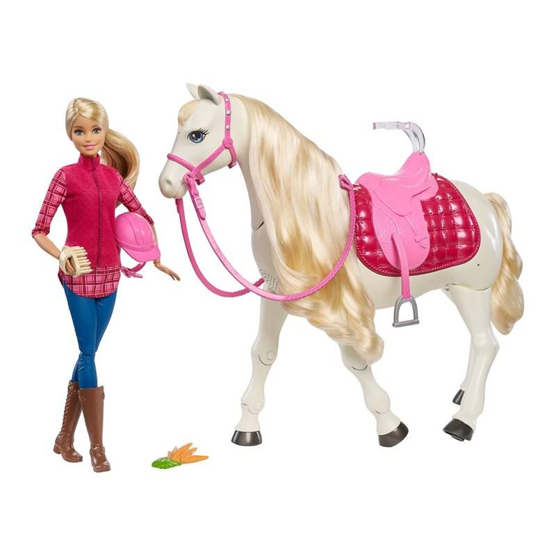 Barbie Dream Horse & Doll