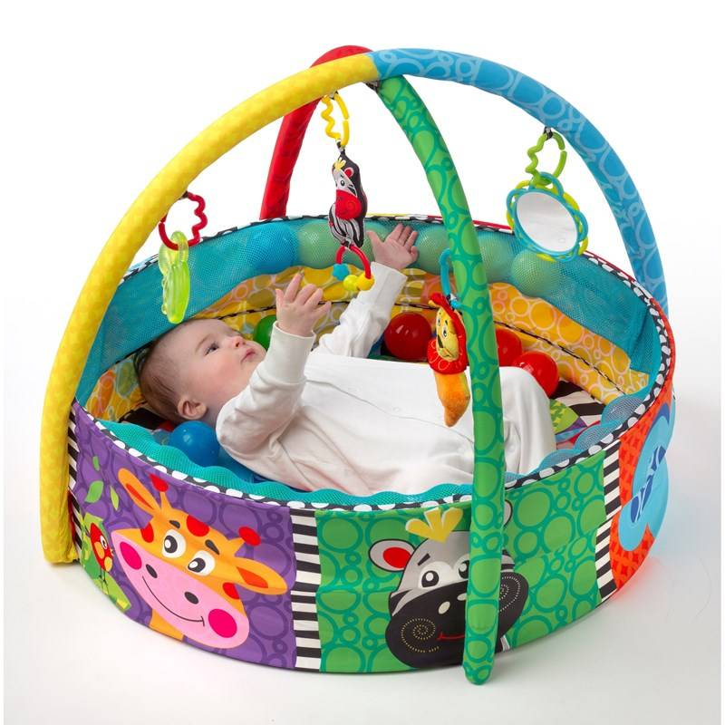 Playgro Vauvajumppa, Ball Activity Nest
