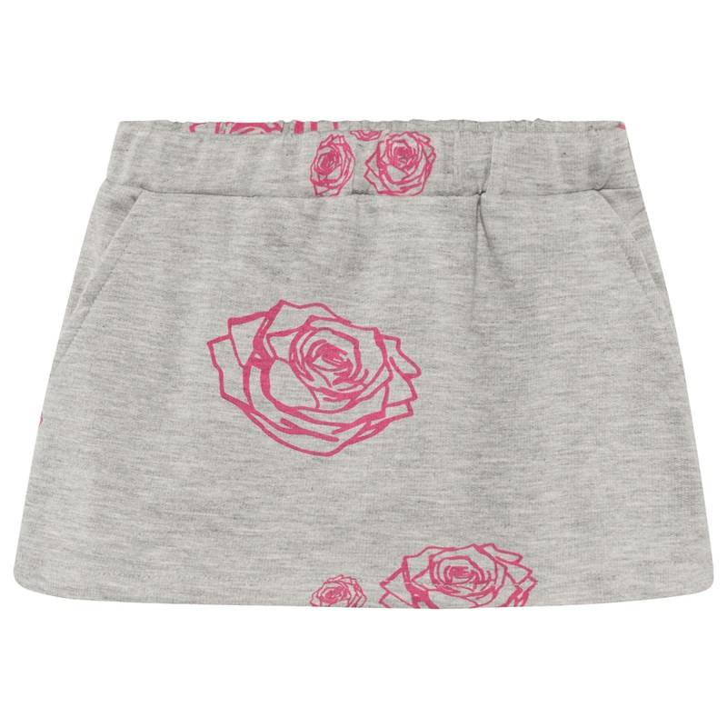 The BRAND Kit Hame Grey Roses80/86 cm