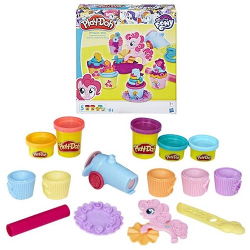 Play-Doh My Little Pony, Pinkie Pie Cupcake Party