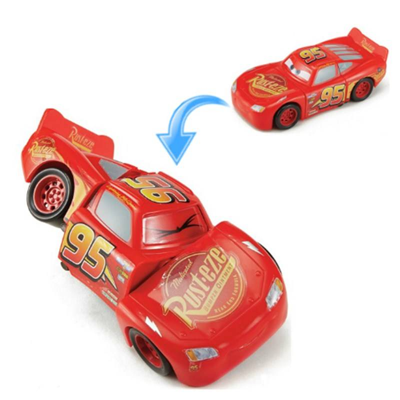 Disney Cars 3, Twisted Crashers, McQueen