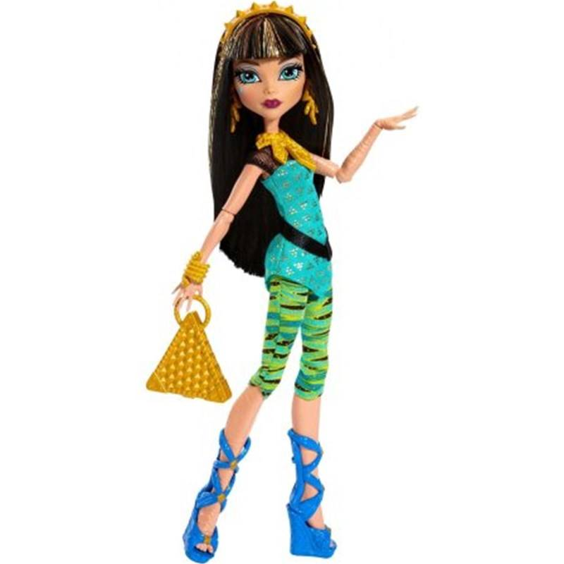 Monster High Signature Look Doll, Cleo