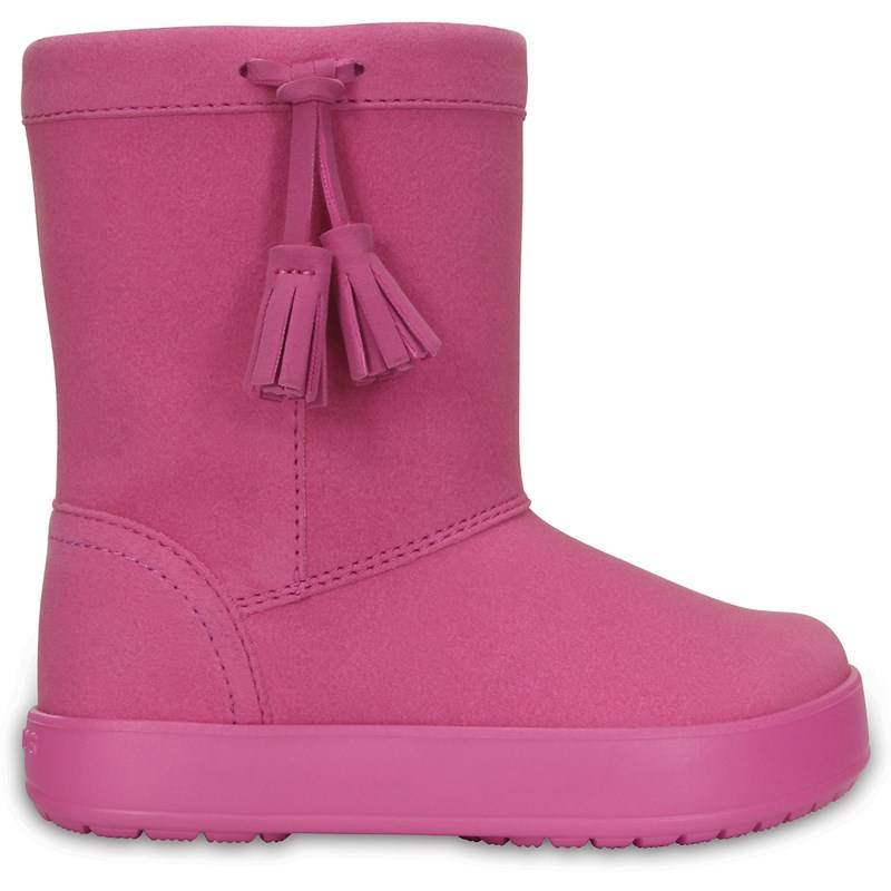 Crocs Saappaat, Lodge Point K, Party Pink22-23 EU